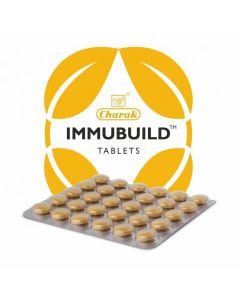 Charak Pharma Immubuild-30 Tablets