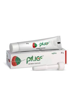 Charak Pharma Pilief Ointment-20gm