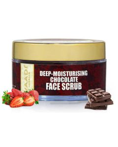 Vaadi Herbals Deep-Moisturising Chocolate Face Scrub-50 gms