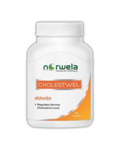 Norwela Cholestwel-60Capsules