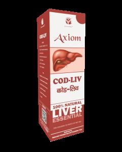 Axiom Cod-Liv-500ml