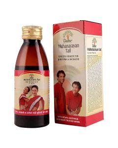 Dabur Mahanarayan Tail-50ml - for joint pain and backache
