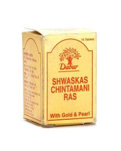 Dabur Shwaskaschintamani Ras-10tab