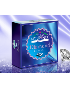 Naturence Herbals Diamond Facial Kit-40 gm