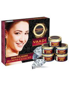 VAADI HERBALS Skin-Polishing Diamond Facial Kit-270 gms