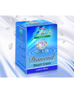 Naturence Herbals Diamond Bleach Cream-200 gm