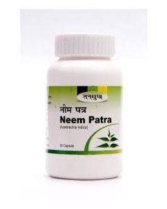 Tansukh Neem Patra-60 capsules