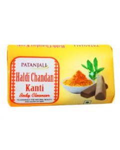 Patanjali Haldi Chandan Kanti Body Cleanser-100gm