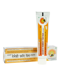 Shashvi Remedy for Pain Ointment-20gm