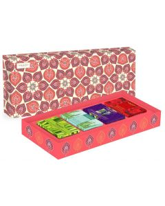 Vaadi Herbals Exotic Fragrance Collection  4 Premium Herbal Handmade Soap Gift Box -(75 gms x 4)