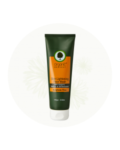 Organic Harvest Skin Lightening Face Wash-100gm