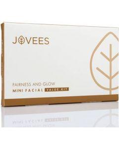 Jovees Herbals Mini Fairness & Glow Facial Kit-(5 x 12.6 gm)