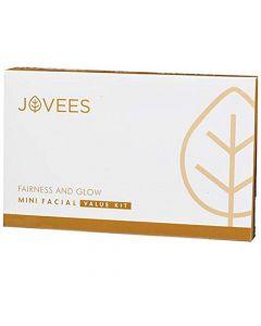 Jovees Herbals Mini Fairness & Glow Facial Kit