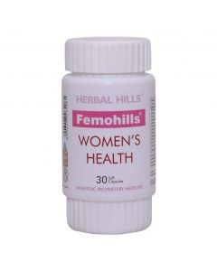 Herbal Hills Femohills Capsule-30