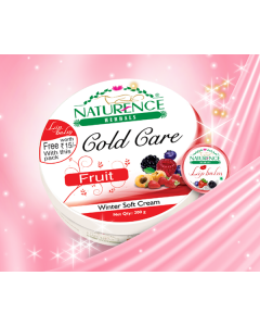 Naturence Herbals Cold Care - Winter SoG Cream (Fruit)-100gm