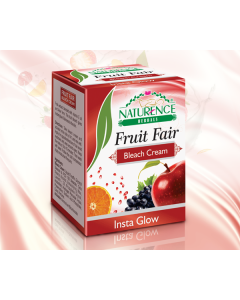 Naturence Herbals Fruit Fair Bleach Cream-450 gm ECO