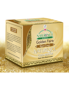 Naturence Herbals Golden Faire Bleach Cream-920 gm