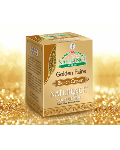 Naturence Herbals Golden Faire Bleach Cream-43 gm