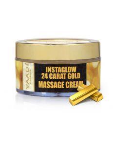 Vaadi Herbals 24 Carat Gold Massage Cream - Kokum Butter-50 gms