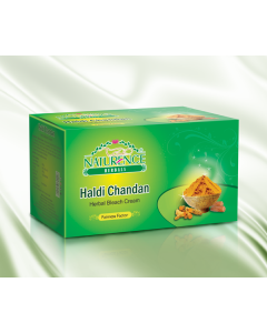 Naturence Herbal Haldi Chandan (Herbal Bleach) -200gm