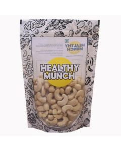 Healthy Munch Premium Cashew Nuts-250gm(G - W240)