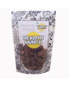 Healthy Munch Premium Dry Dates-250gm Pack of 2
