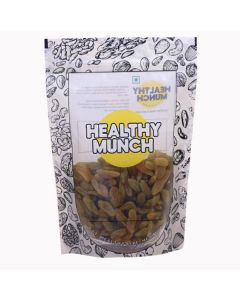 Healthy Munch Premium Indian Raisins-250gm Pack of 2