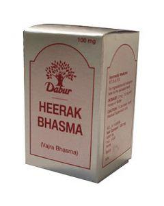 Dabur Heerak Bhasma-100 mg