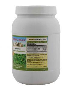 Herbal Hills Alfalfa tabs-5000tabs