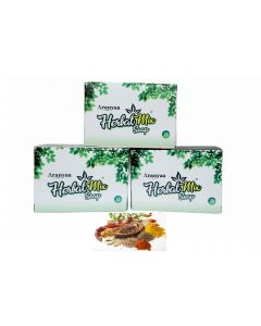 Aranyaa Herbal Mix Soap-75gm Pack of 3pc