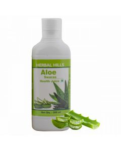 Herbal Hills Aloevera Swaras-500ml