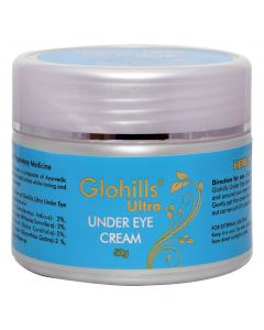 Herbal Hills Glohills Ultra Under eye cream-50gm