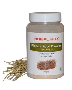 Herbal Hills Pippali root Powder-100gm