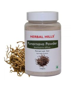 Herbal Hills Punarnava Powder-100gm