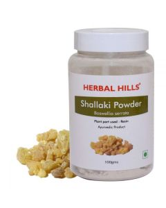 Herbal Hills Shallaki Powder-100gm
