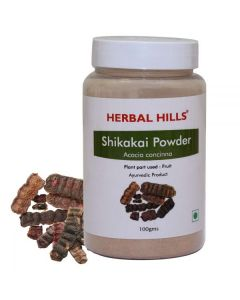 Herbal Hills Shikakai Powder-100gm
