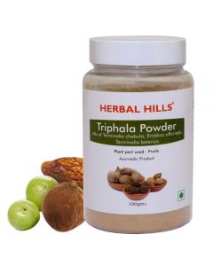 Herbal Hills Triphala Powder-100gm