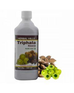 Herbal Hills Triphala Swaras-500ml