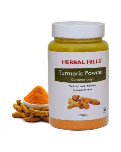 Herbal Hills Turmeric Powder-100gm