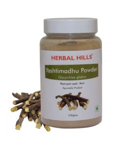 Herbal Hills Yashtimadhu Powder-100gm