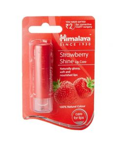 Himalaya Herbals Strawberry Shine Lip Care