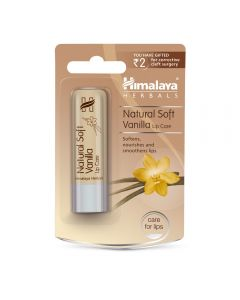 Himalaya Herbals Natural Soft Vanilla Lip Care-4.5gm