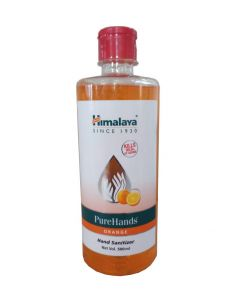 Himalaya PureHand Sanitizers-500 ml (Orange)