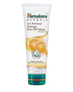 Himalaya Orange Peel Off Mask-Tan Removal-50gm