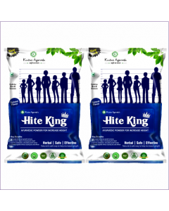 Kaahan Ayurveda Hite King Powder-120gm Pack of 2pc