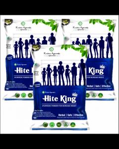 Kaahan Ayurveda Hite King Powder-120gm Pack of 3pc