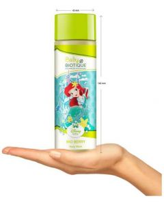 Biotique BIO BERRY BABY (Baby Princess Body Wash)-190ml