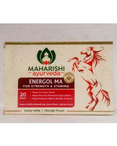 Maharishi Ayurveda Energol MA-20tab