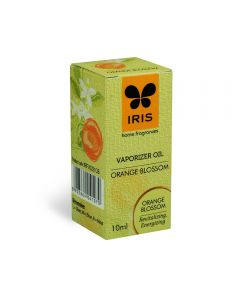 Iris Orange Blossom Glass Vaporizer Oil-10ml