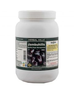 Herbal Hills Jambuhills Capsules-700